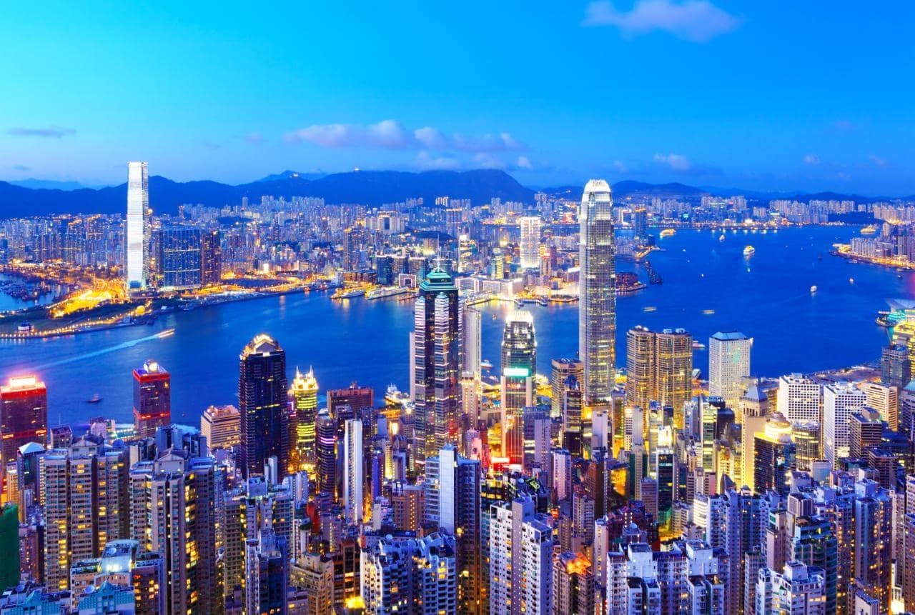 Farmitunkki Hong Kong
