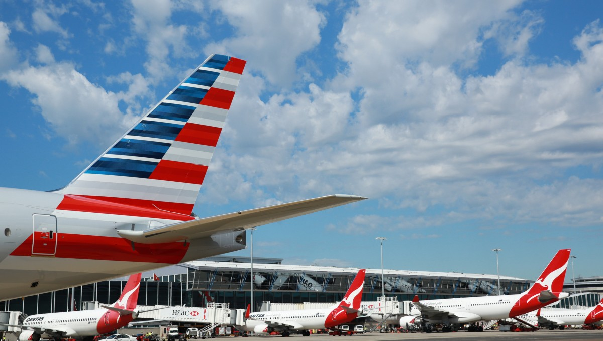 American and Qantas file application to form joint business