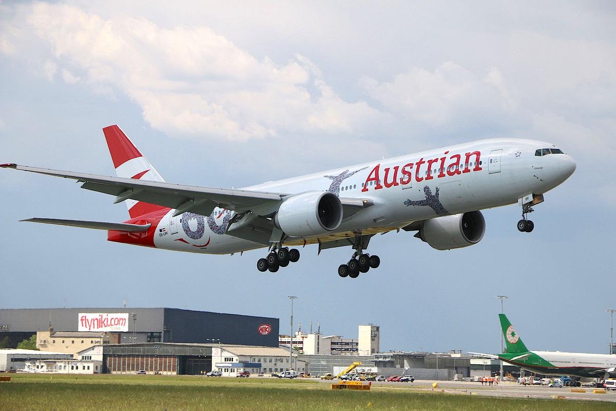 Αποτέλεσμα εικόνας για Austrian Airlines Reaches Break-Even Point After Good Second Quarter