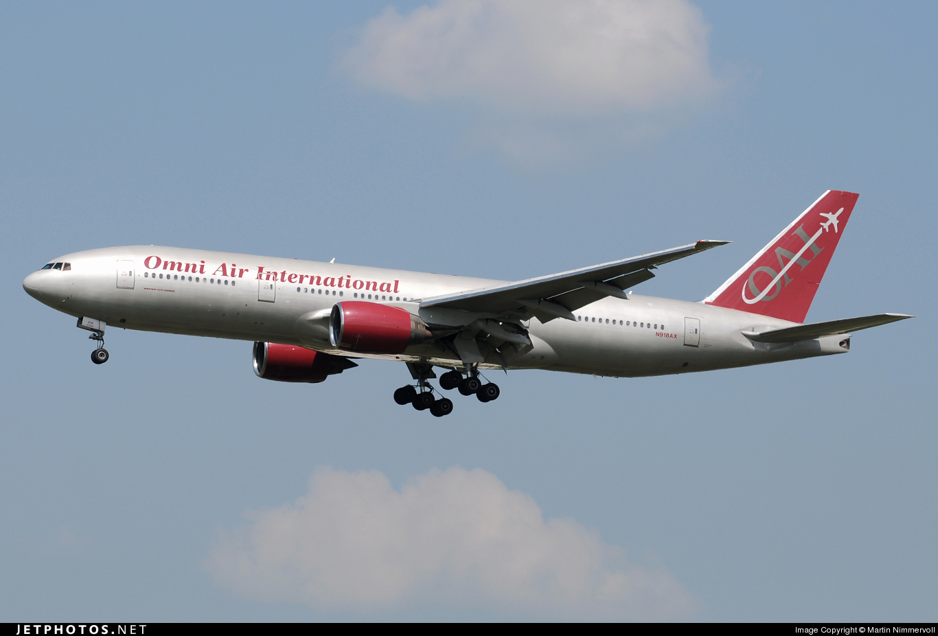 Air Transport Services Group to Acquire Omni Air International