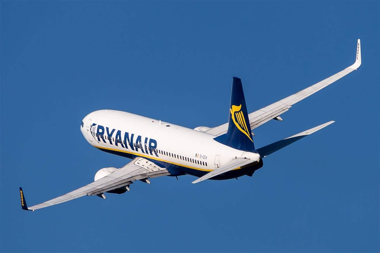 ryanair flights cancelled barcelona