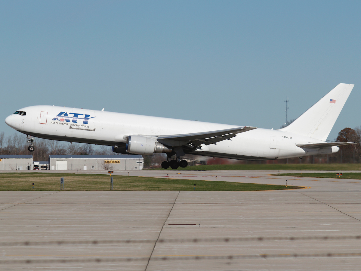 ATSG Secures Rights to Fleet of Boeing 767-300ER Aircraft