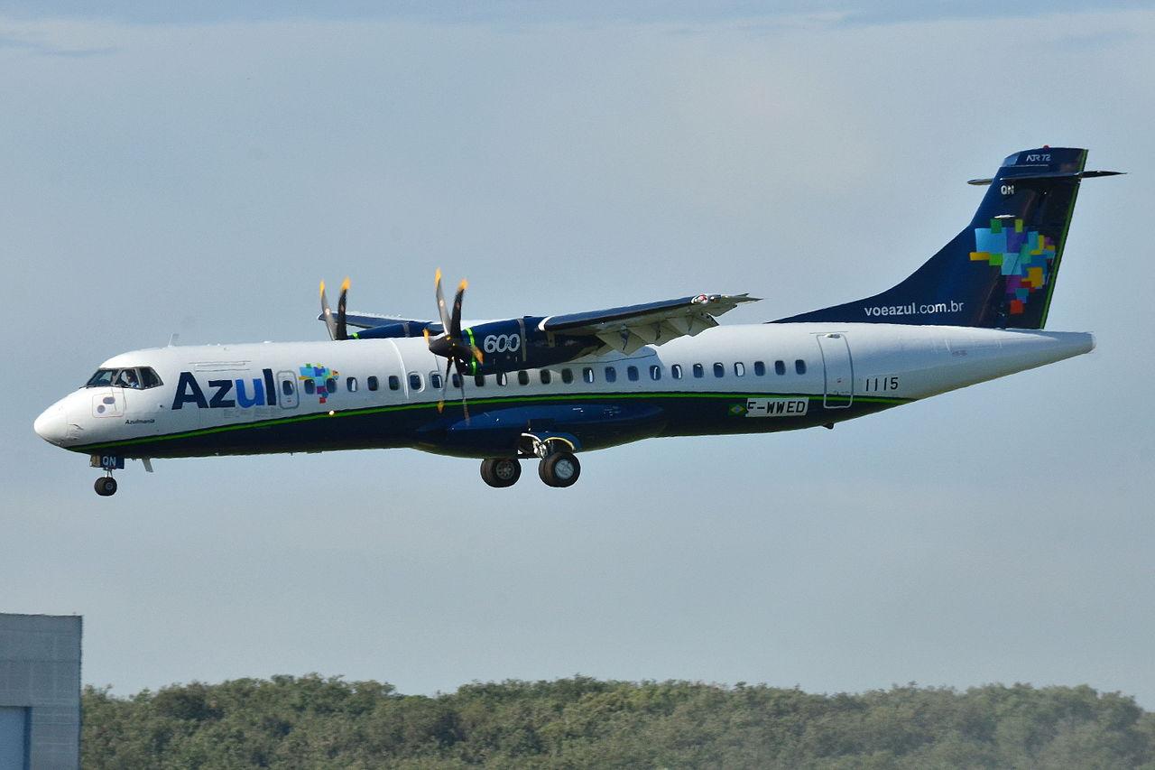 DAE acquires portfolio of ATR 72-600s from GECAS