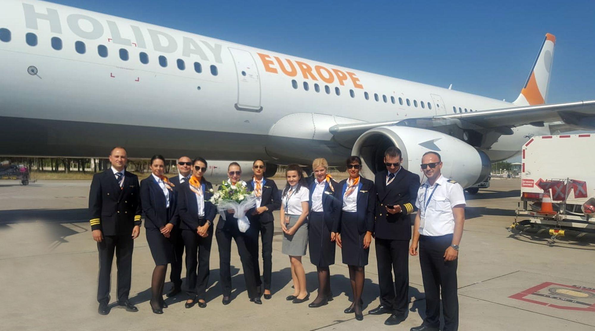 Resultado de imagen para holiday europe airlines