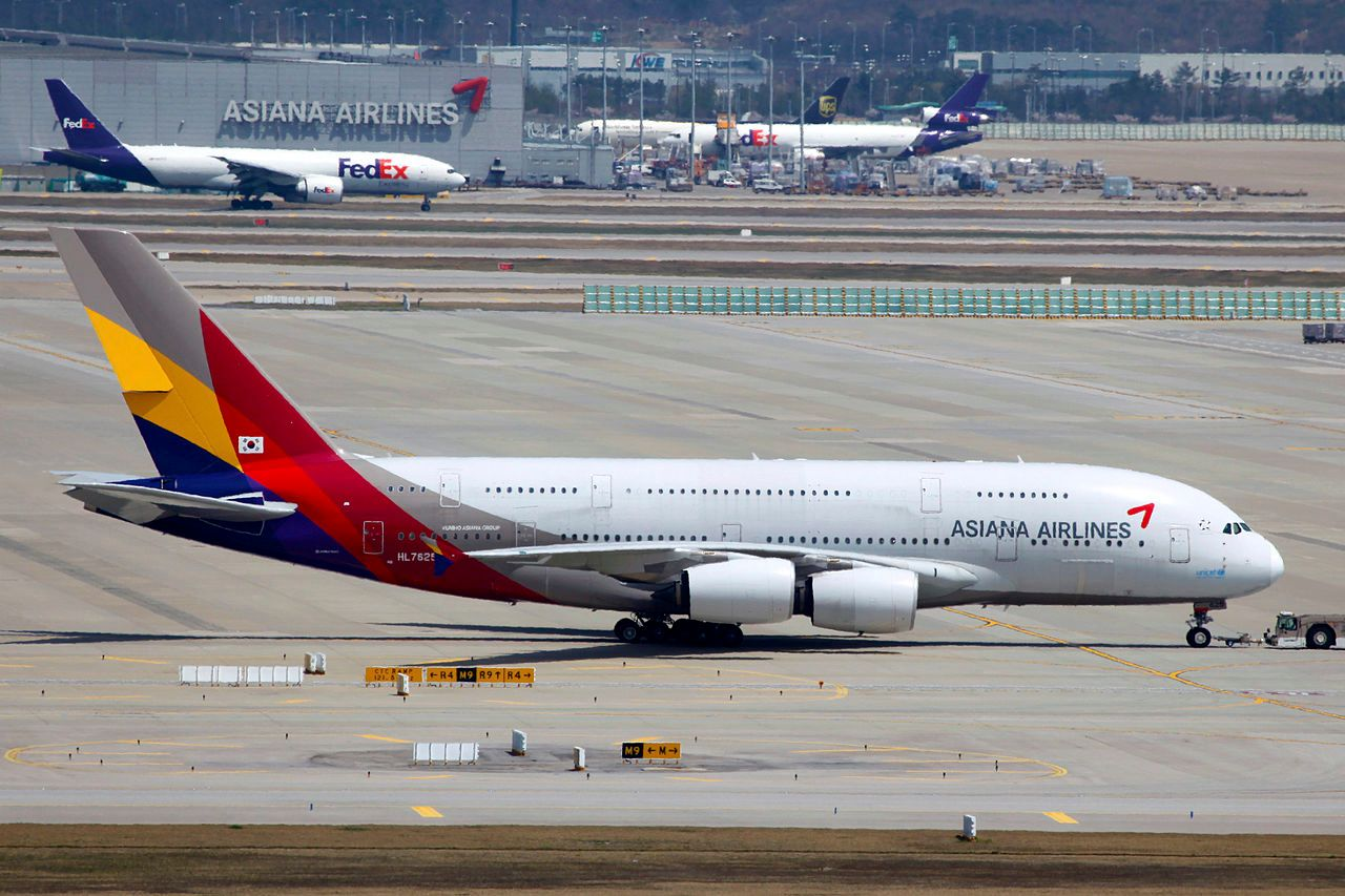Hanjin Group to acquire Asiana Airlines