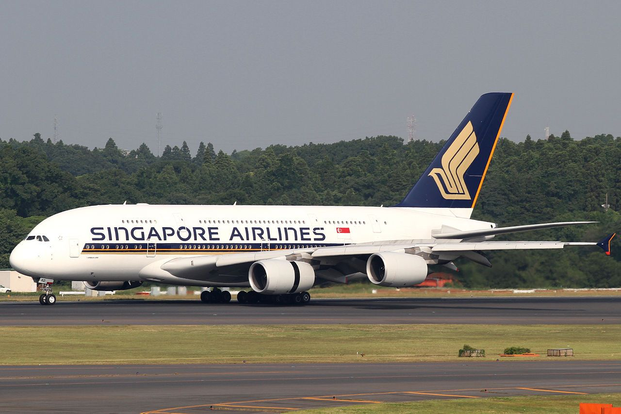 Singapore Airlines Raises S$850 Million Through Convertible Bond Issue With Strong Investor Support