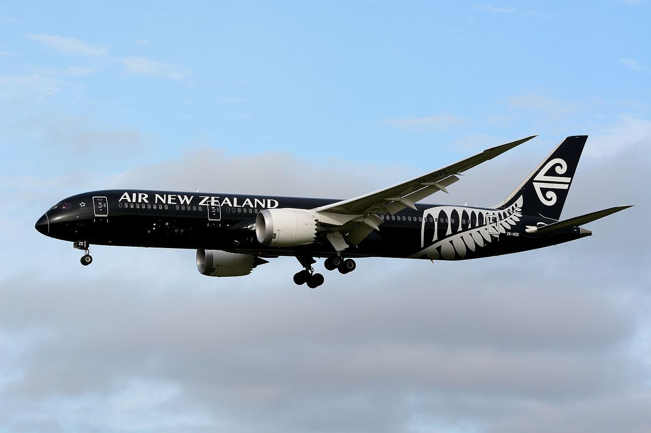 Air New Zealand Chief Financial Officer appointment