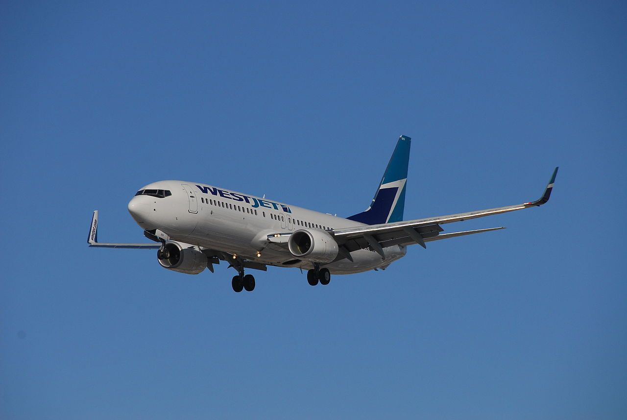 WestJet adds holiday heat to December schedule