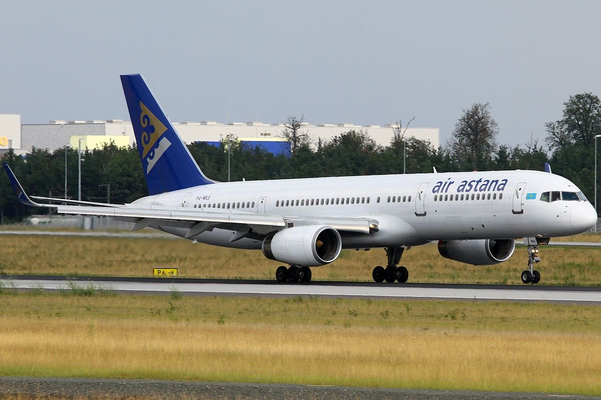 Aventure Acquires Boeing 757-200 Airframe for Part Out