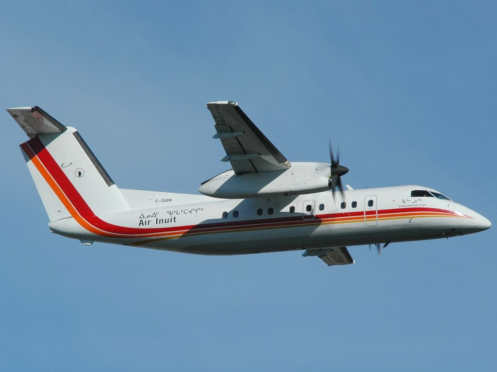 Airstream Arranges Bombardier DHC-8-311 Sale