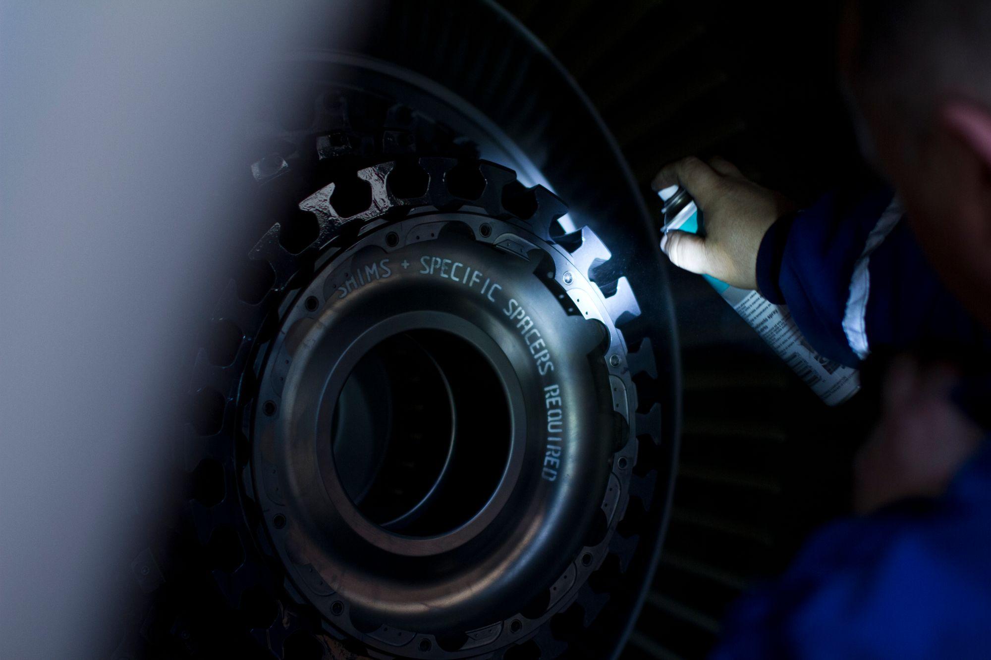 FL Technics Engine Services quick turn activities gain momentum