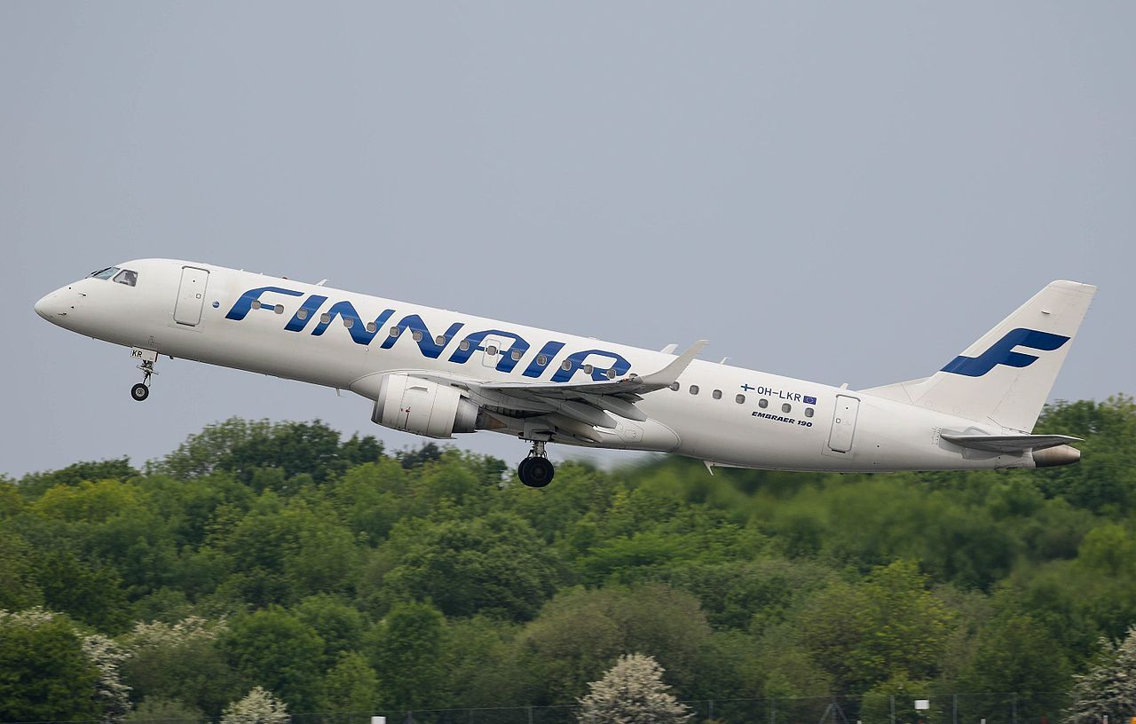 Finnair signs BeyondPool™ E-Jet agreement with AerFin