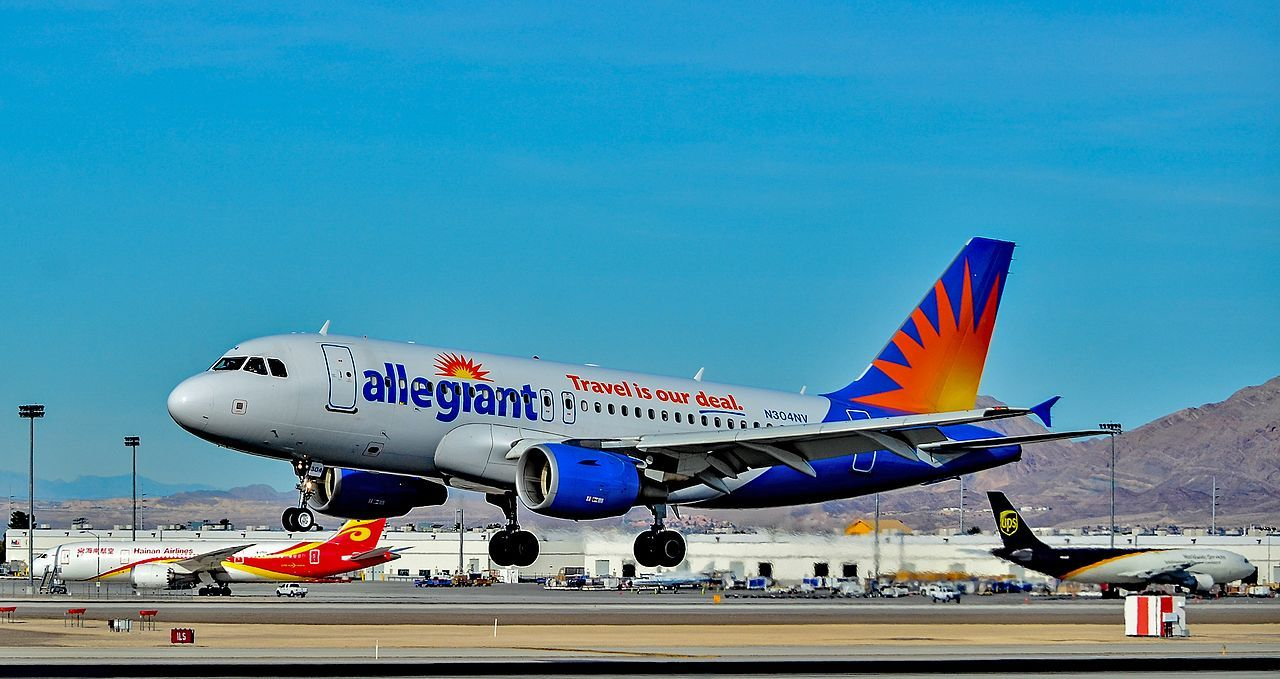 AE Industrial Partners Completes Sale-Leaseback Transaction with Allegiant Air